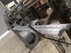 wire cutting & straightening