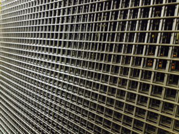 Welded Mesh Panels And Grills Wire Displays Wire Displays
