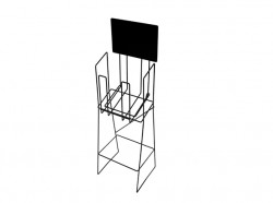 product A4 brochure display stand