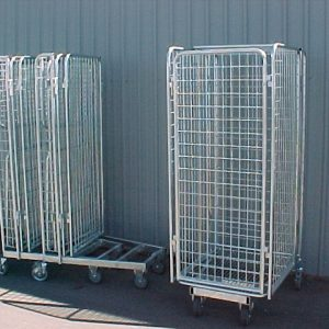 Cages and Trolleys