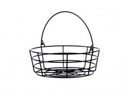 wire golf tennis balls carry basket