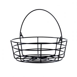 wire golf tennis balls carry basket
