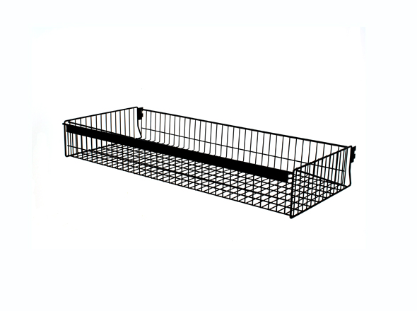 wire shop fitting basket
