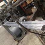 wire straightening machine