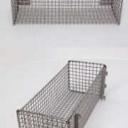 Stainless Steel Woven Medical Basket