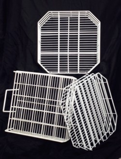 wire plastic coated dishwasher baskets