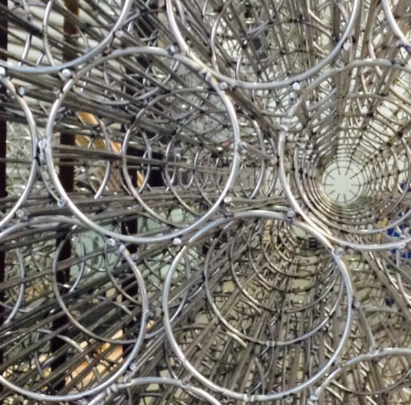 Wire Filter Cages
