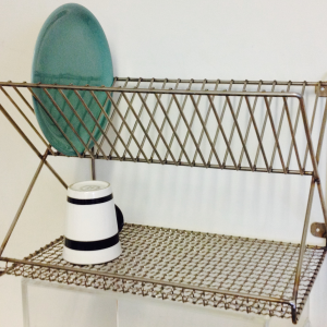 Custom Made Wall Mounted Dishrack