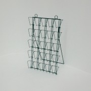 Wire Counter Top Brochure Display Stand - point of sale