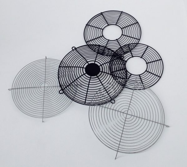 Wire Fan Guards - safety and protection