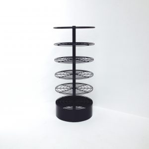 Round Tiered Display Stand - shopfitting