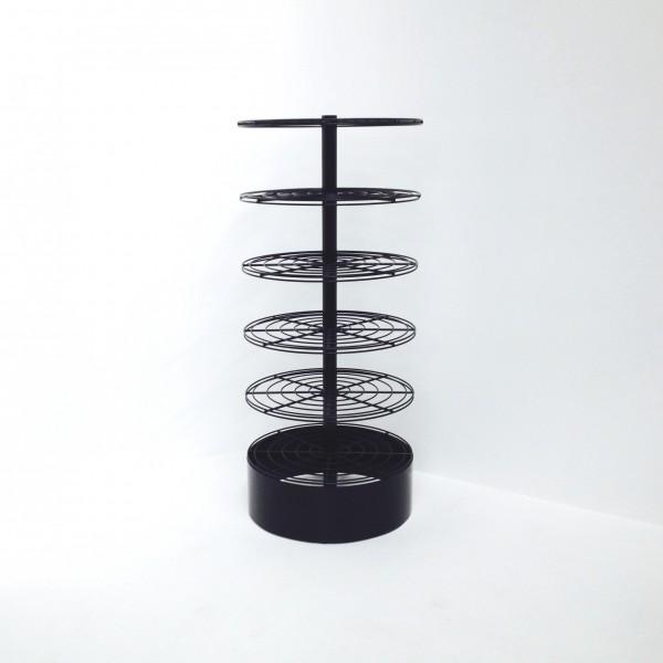 Round Tiered Display Stand - shopfitting