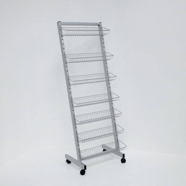 Multi-Functional Display Stand - shopfitting