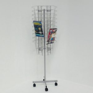 Rotating Wire Display Stand