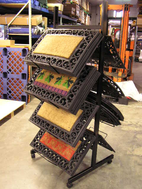 Custom Made Display Stands Wire Displays Wire Displays