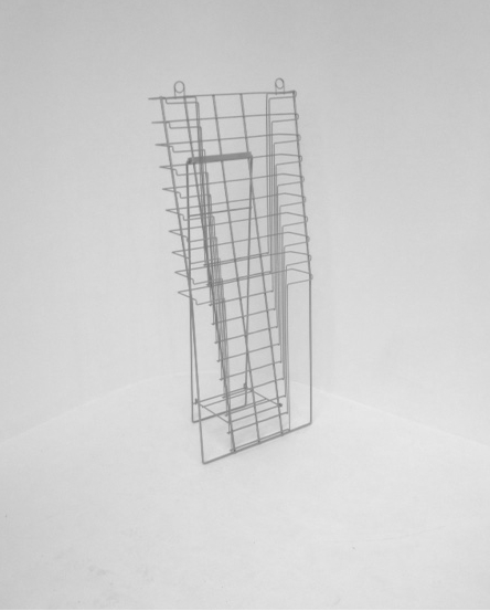 Wire Poster Display Stand