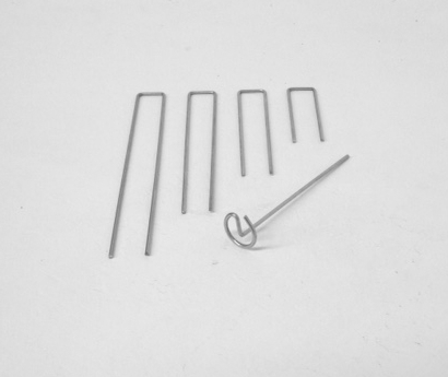 Wire Sod Staples and Spiral Pin