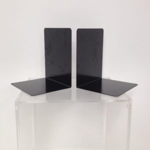 Sheet Metal Book End - display