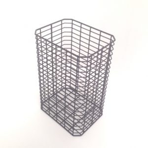 commerical wire bin