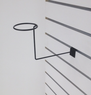 wire hat prong - shopfitting and display