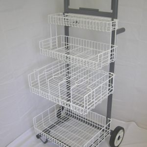 Custom Made Tiered Trolley