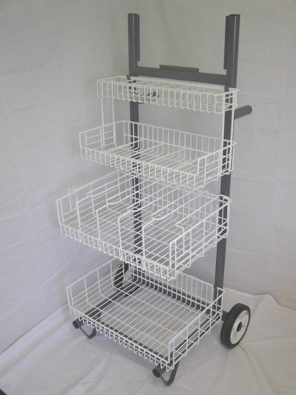 Custom Made Tiered Trolley