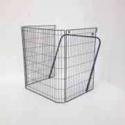Mobile Wire Gas Heater Guard - safety and protection