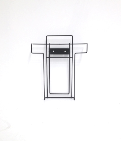 single wire brochure stand/holder - display