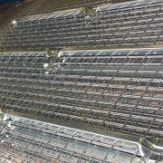 double decking rack