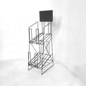 A3 Wire Stand - Double Portrait
